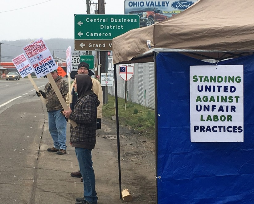 Strike Notice: Unfair Labor Practices AtTecnocap