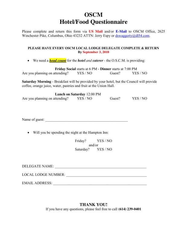 OSCM Fall Meeting Notice 2018-3